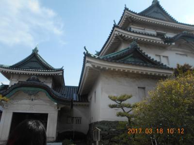 和歌山城と市内を巡る