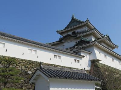 和歌山市内の名所・旧跡を歩く~和歌山城編~