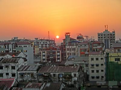 ミャンマーの旅(6) ヤンゴン編2