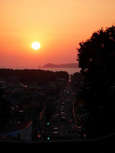 【福岡】宮地嶽神社「夕陽の祭り」へ行ってみた