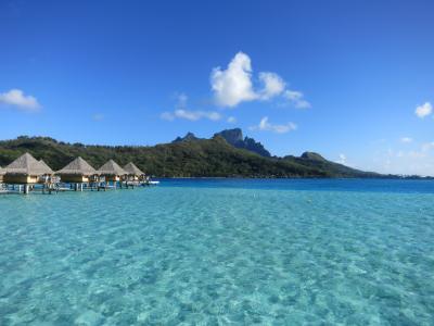 Honeymoon in Tahiti, Borabora