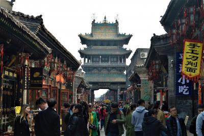 【中国・平遙&北京】明代の城壁に守られた世界遺産の町へ(2/平遥古城)