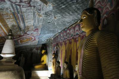 スリランカ旅行(ダンブラ)