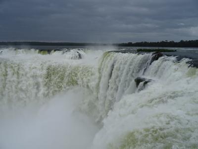 3日連続のイグアスの滝★女子一人個人手配の南米1ヶ月(13)