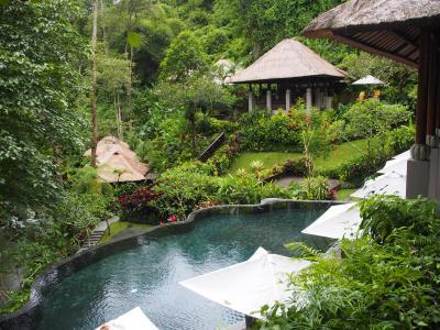 Maya Ubud Resort & Spa ウブド母娘旅