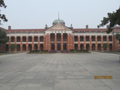 武漢の辛亥革命武昌起義紀念館