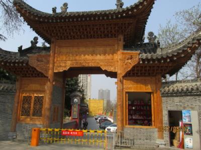 武漢の武昌・城隍廟