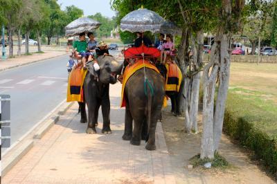 一足早く夏を満喫する旅(タイ)