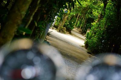 2017沖縄本島バイク旅4日間vol.3(本島北部)