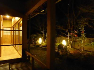 春の優雅な伊豆♪ Vol.8(第1日目) ☆伊豆高原:「ウブドの森」 夜食はほっこり美味しいラーメン♪