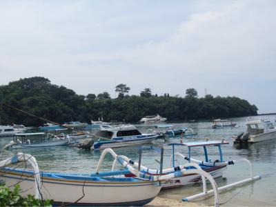 バリ島港、パダンバイ