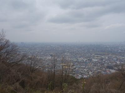 生駒山トレッキング&宝山寺