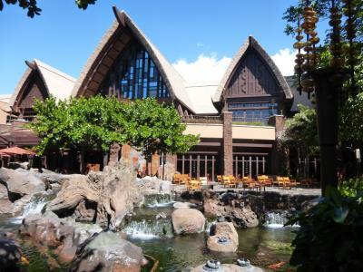初めてのハワイ アウラニ・ディズニー・リゾート&スパ4泊 客室・交通その他諸々編