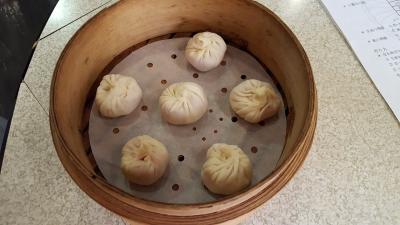 初めての台湾!②レストランで小籠包教室