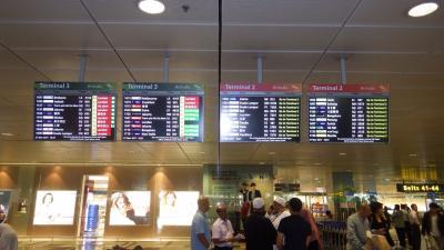 シンガポール旅行で旅行会社のプランの内容掲載