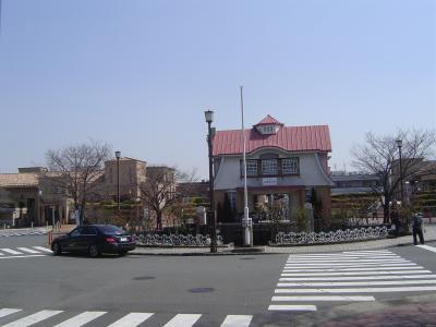 田園調布「桜坂」8年ぶりに訪問