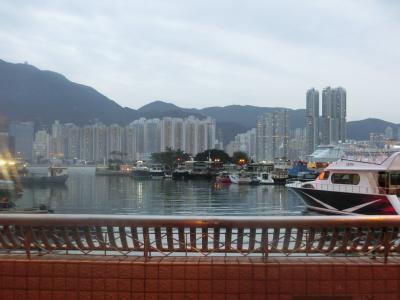 2017年は香港へ ~毎年恒例!娘ふたりと春旅~ ツアー市内観光編