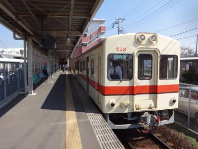 家族はTDL… その間にお父さんは1人乗り鉄へ【その1】 関東鉄道竜ヶ崎線