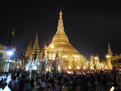 ミャンマー旅行1 ~ヤンゴン~