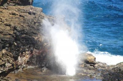 風光明美な断崖が続くノースを征く!