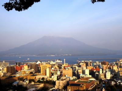 お散歩 in 鹿児島