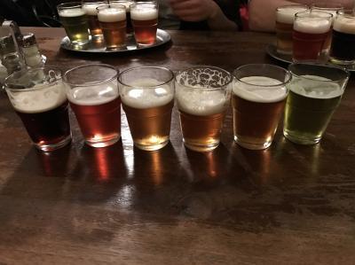 プラハでビール