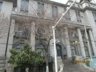 武漢の南京路・歴史建築・英国租界