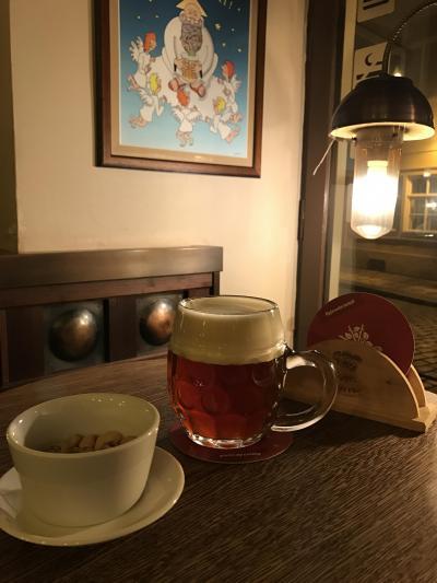 プラハで最高のビールに出会う