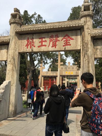 孔子の生家を訪ねて~上海から曲阜東駅まで~