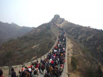 北京3日間の旅