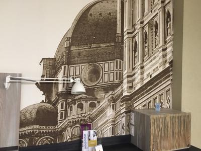 キャセイパシフィック航空で行く11年振り!イタリア一人旅  season3-4 フィレンツェ ホテル Mercure Firenze Centro編 * 12