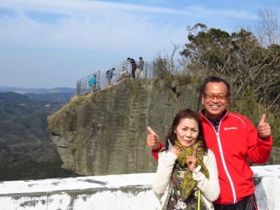 クラツーで行く鋸山&濃溝の滝