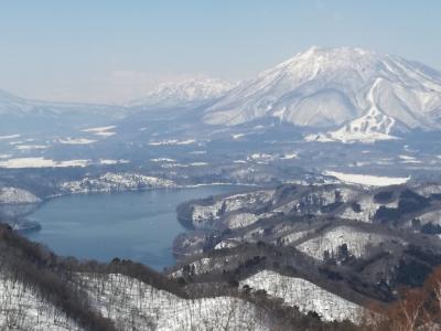 春の長野・新潟 雪見の旅