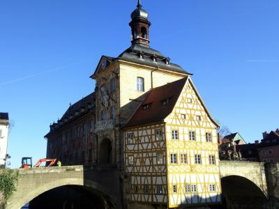 バンベルク~ドイツの中世の街並みを残す街