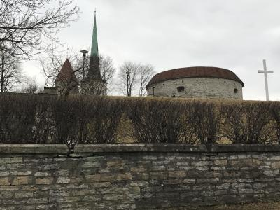 初めての北欧、フィンランド③一日観光、エストニア、タリンへ