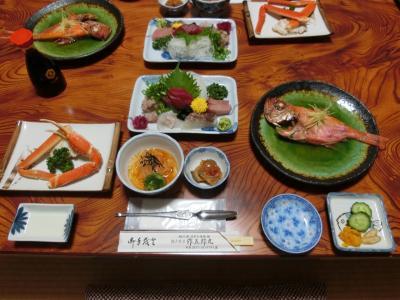 2017年日本縦断めし旅(4) 祝(わたしの)誕生日 網代の絶品魚料理