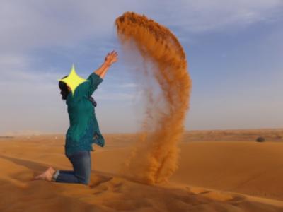 UAEのんびり女一人旅2017(シャルジャ・ドバイ・アブダビ)2
