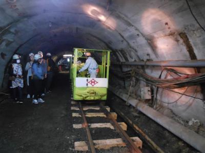 軍艦島よりも面白い!廃墟化しつつある池島の炭鉱見学ツアーに行きました/前編