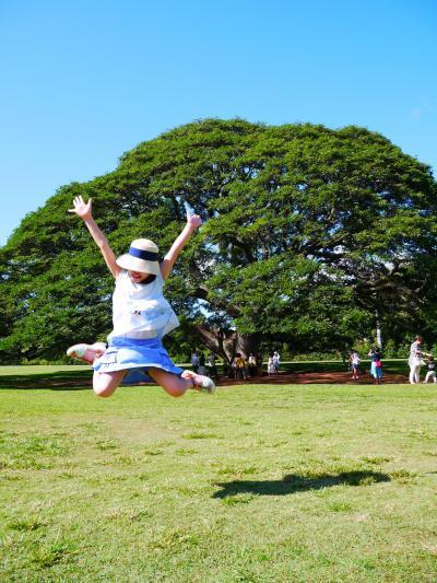 9歳5歳子連れ&3世代旅行~HAWAII~基本情報