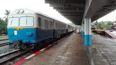 2017卯月鉄旅 カンボジアの旅客鉄道7時間の旅(+プノンペンで負の遺産見学)