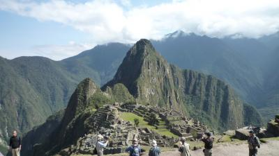 南米って遠い?