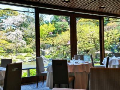 六本木☆国際文化会館「SAKURA」でお花見ランチ(ROPPONGI)