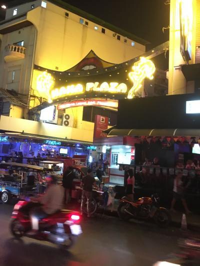 女の29歳BDひとり旅Thailandその1
