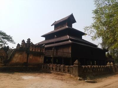 2017mileageで行く初Myanmarひとり旅(Bagan編)