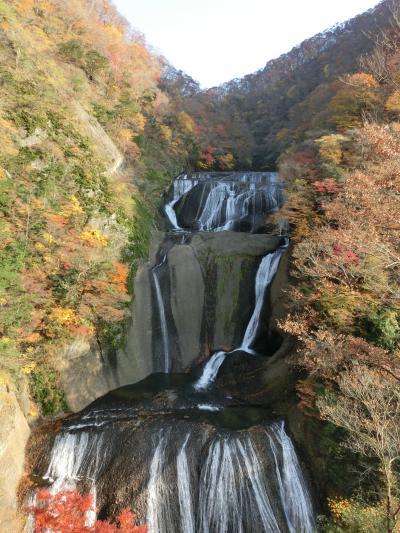 日本三大名瀑の旅 ~魅力たっぷり茨城 袋田の滝~
