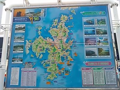 163回目訪韓は巨済の海金剛、外島を訪ねてチムジルバン泊の2泊3日旅(2017/6/9金~11日)④/⑩。釜山から巨済へ。