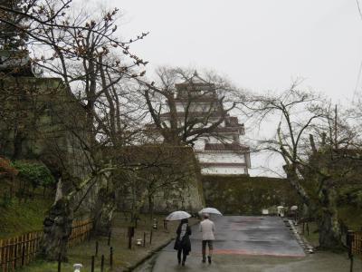 福島県へバスツアーで花見旅行へ(1)