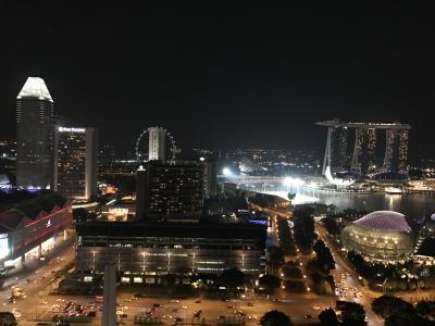 シンガポール① 初めてのシンガポールへ