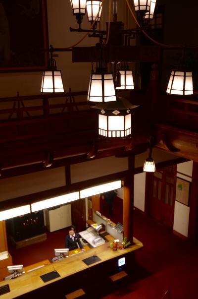 あをによし…奈良ホテルに泊まろう!② そして、やっと奈良ホテルに宿泊!編(夕食は「花菊」、朝食は「三笠」で)+ほんのちょっと大阪!!
