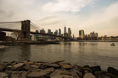 友人と再会、トロントからニューヨークへの弾丸トラベル part1 トランプタワーも!